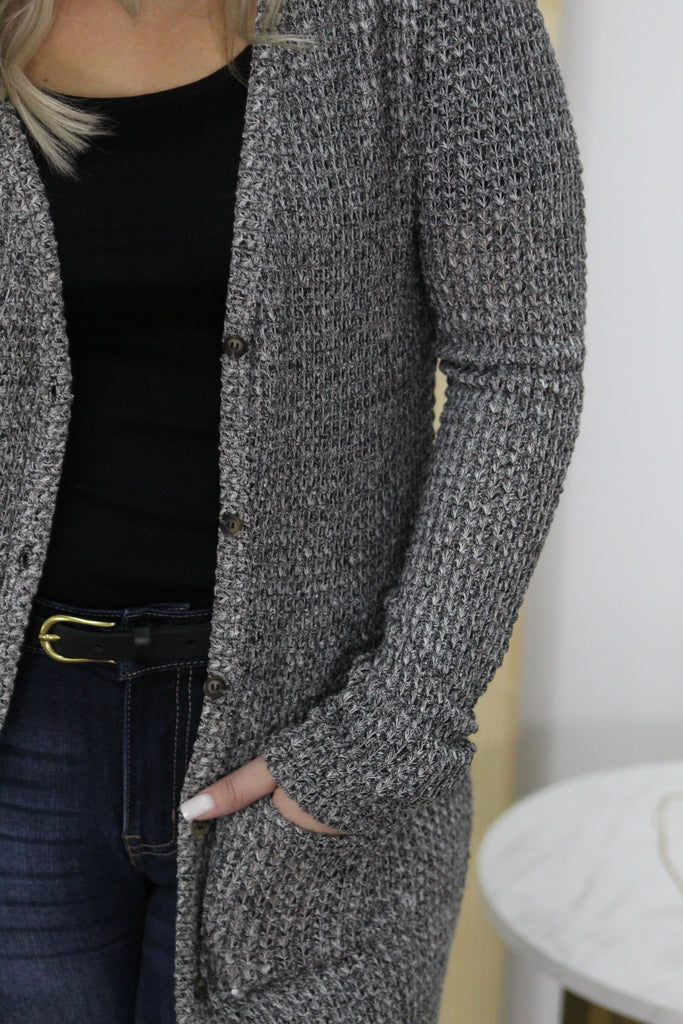 Center Of Attention Cardigan