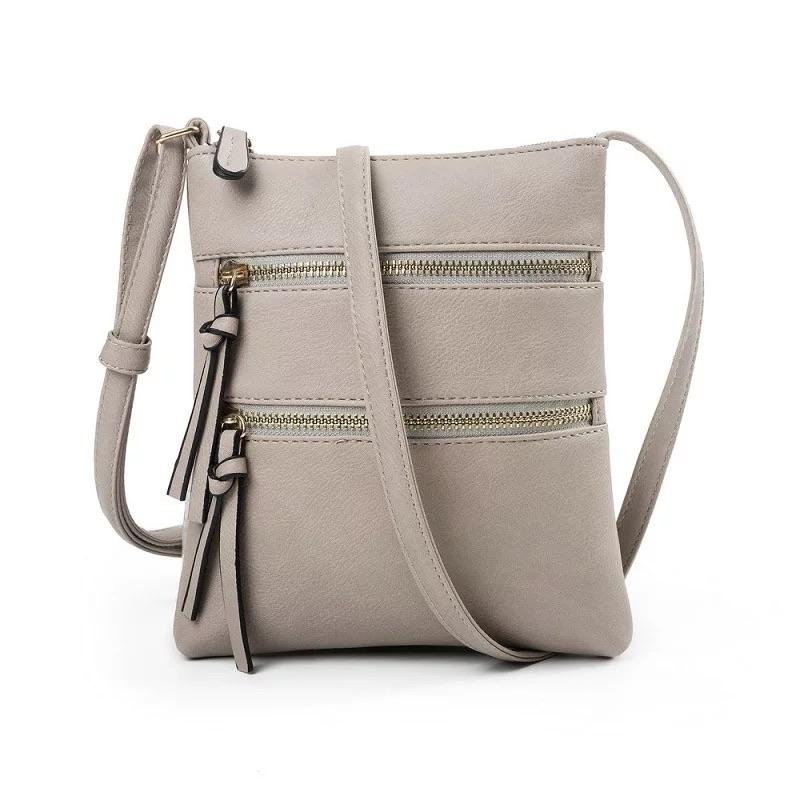 The Go-Getter Bag In Stone Grey