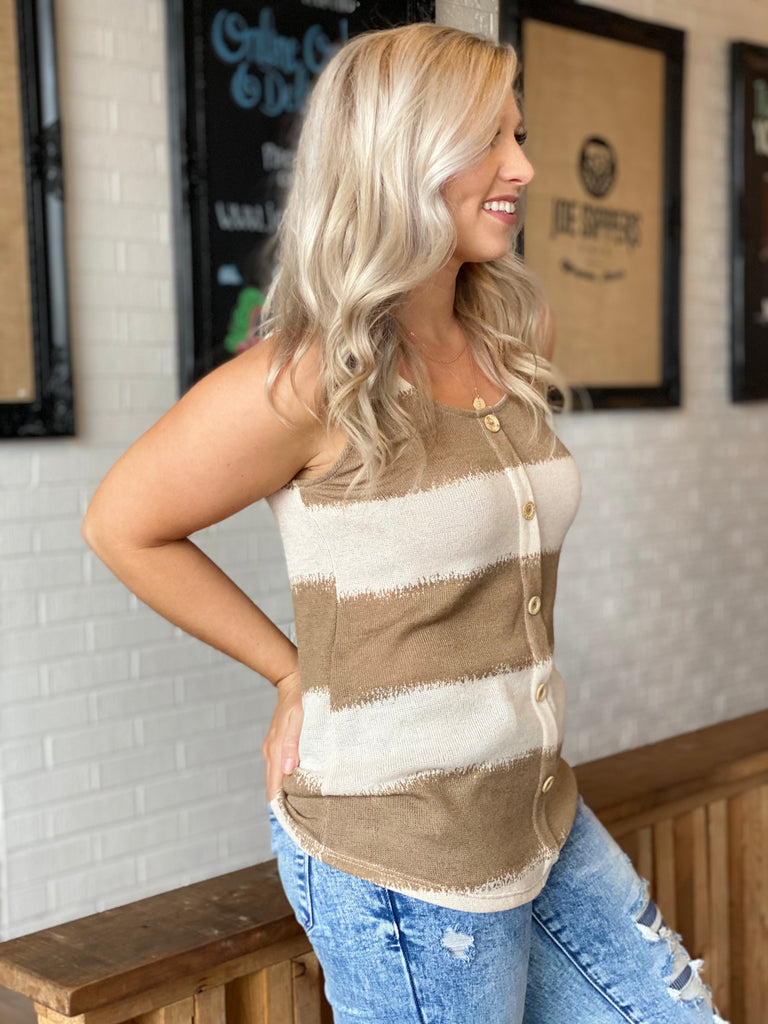 Georgia Peach Mocha in Curvy