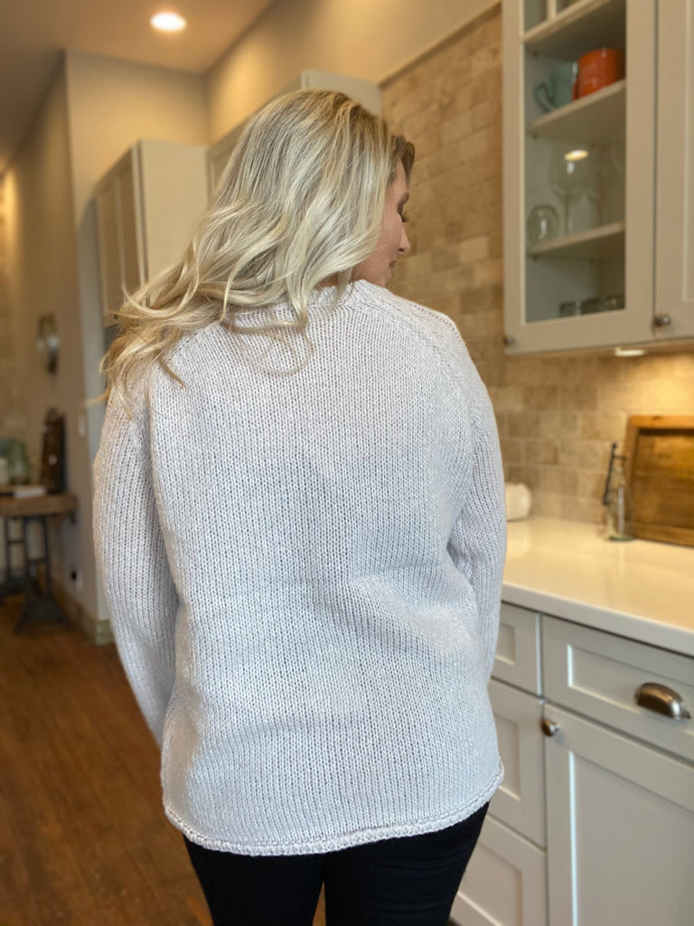 Bella Tunic Knit Sweater