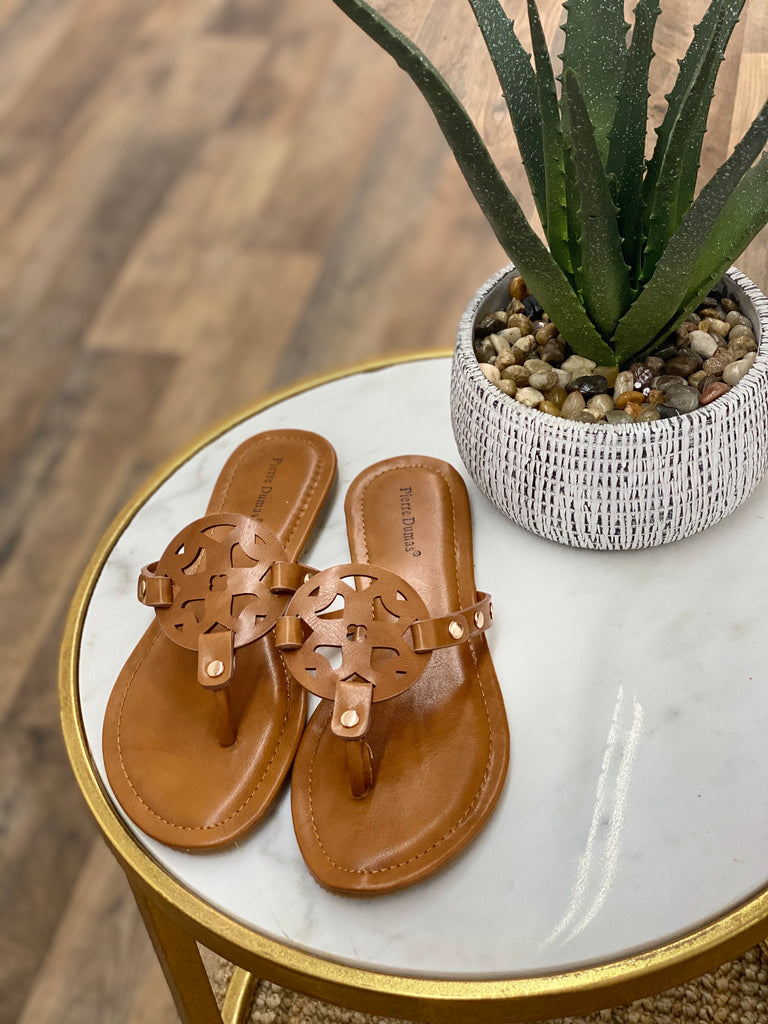 Soul-Mate New Tan Sandals