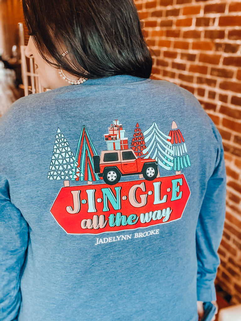 Jingle All The Way Graphic