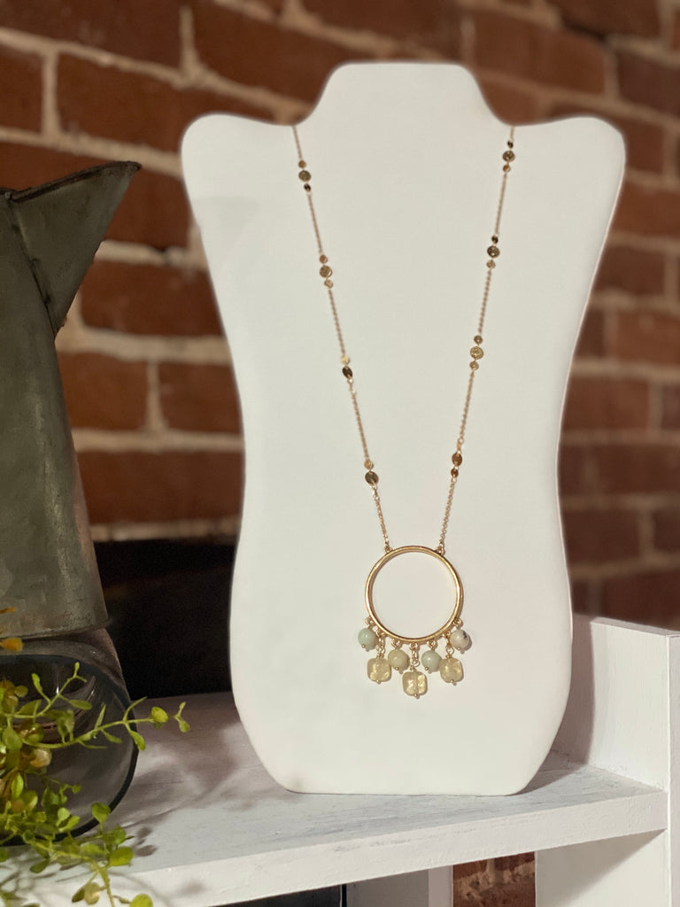 Savannah Sunsets Necklace