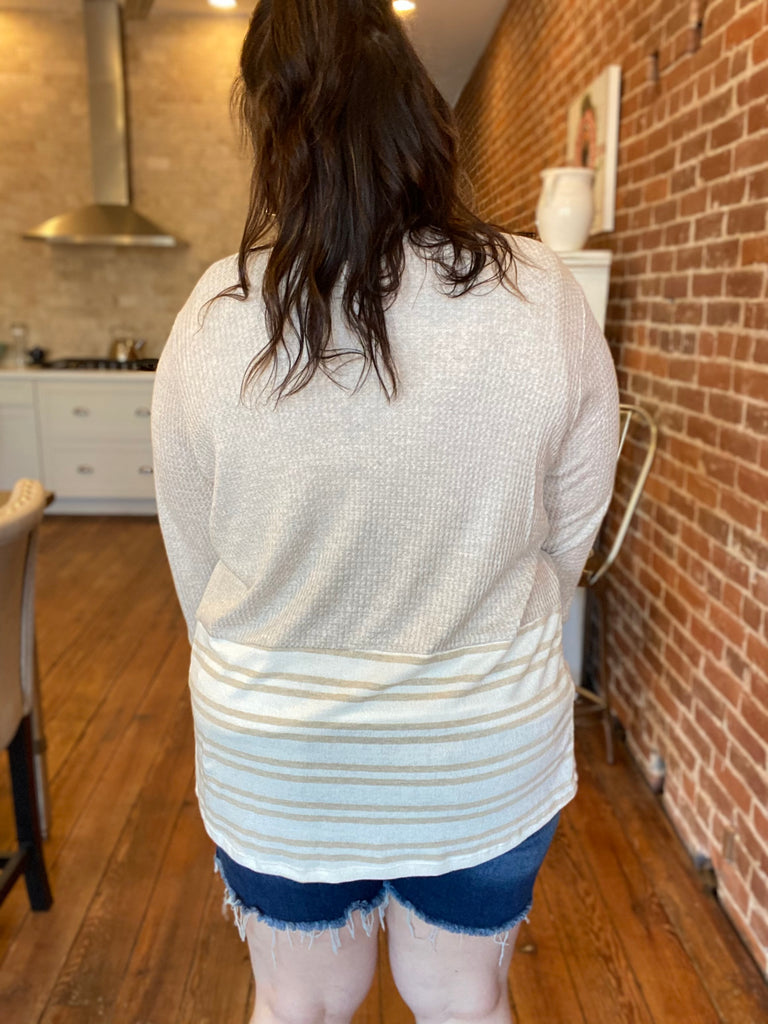 California Cardigan in Curvy