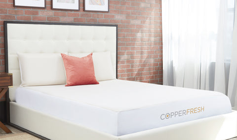 CopperFresh Infused Universal Mattress Cover