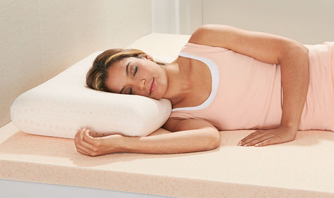 CopperFresh Gel Memory Foam Pillow