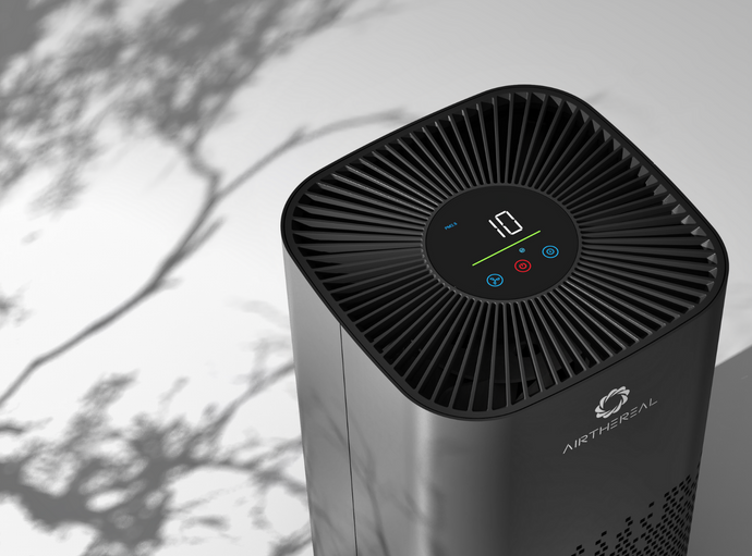 Can't Believe I Went This Long Without One: A Review of Our Air Purifier