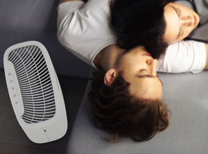 The Secret Weapon to a Good Night's Sleep is an Air Purifier