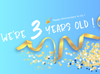 Happy Anniversary to Us! Airthereal Turns 3 With New Growth and Hope for the Future