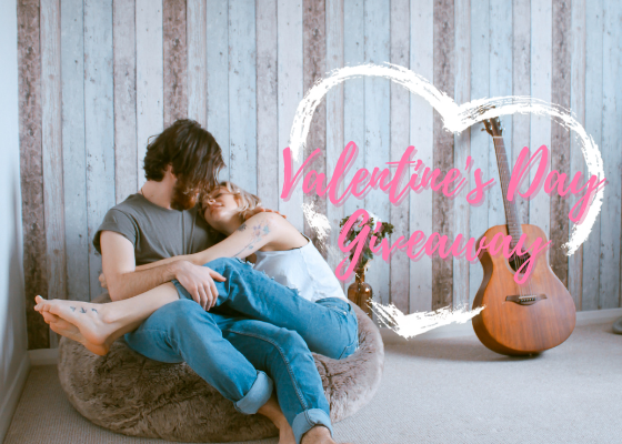 Love is in the Air: Valentine's Day Giveaway