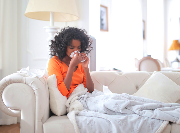 experiencing allergies or chronic illness