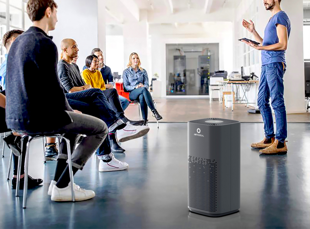 air purifier for home office or work place