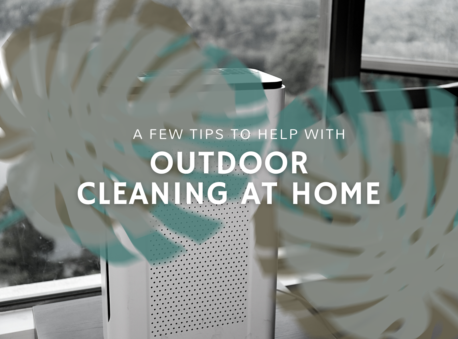 outdoor cleaning at home tips and tricks