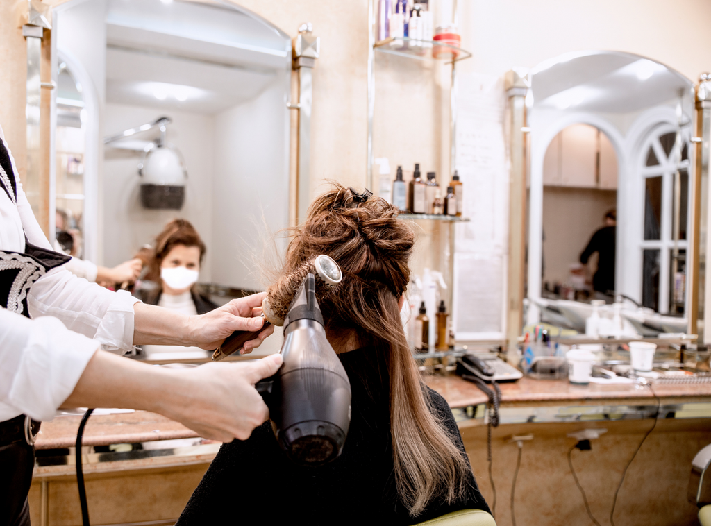 hair salons and other personal services