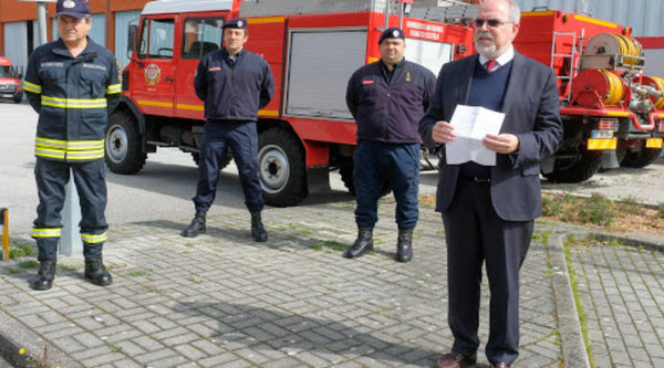 viana firefighters ozone generators