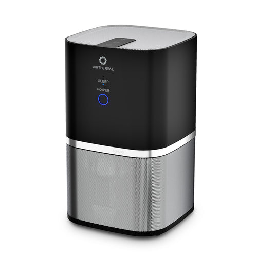 ADH50B True HEPA Air Purifier, up to 110 sq.ft., Desktop Energy Saving
