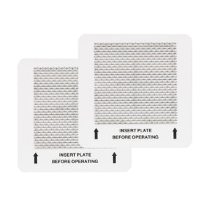 Airthereal Ceramic Ozone Plates for WA600 and CA300 Ozone Generator 07