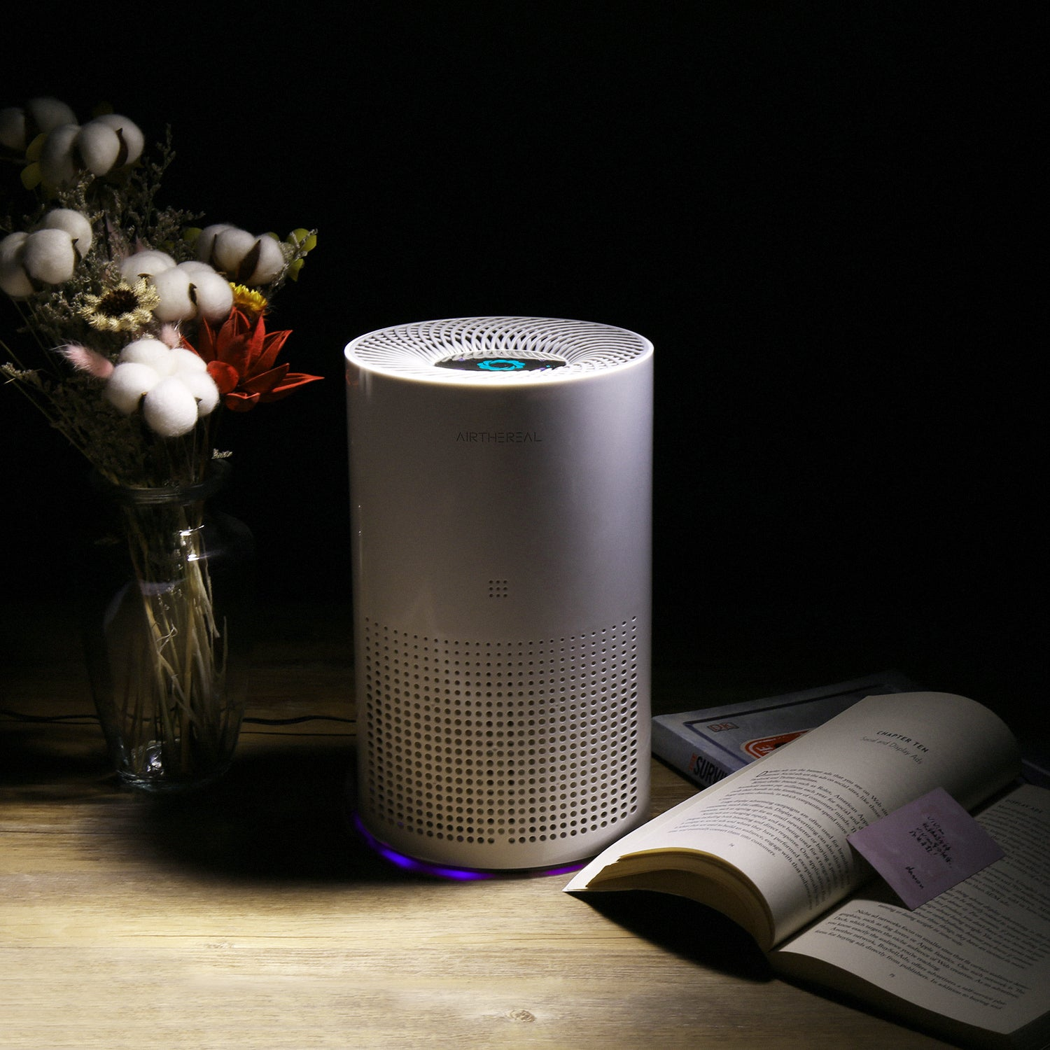 Airthereal Day Dawning ADH80 7-in-1 True HEPA Air Purifier 08