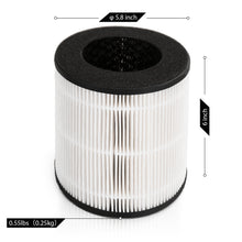 ADH80 Air Purifier Replacement Filter Set 02