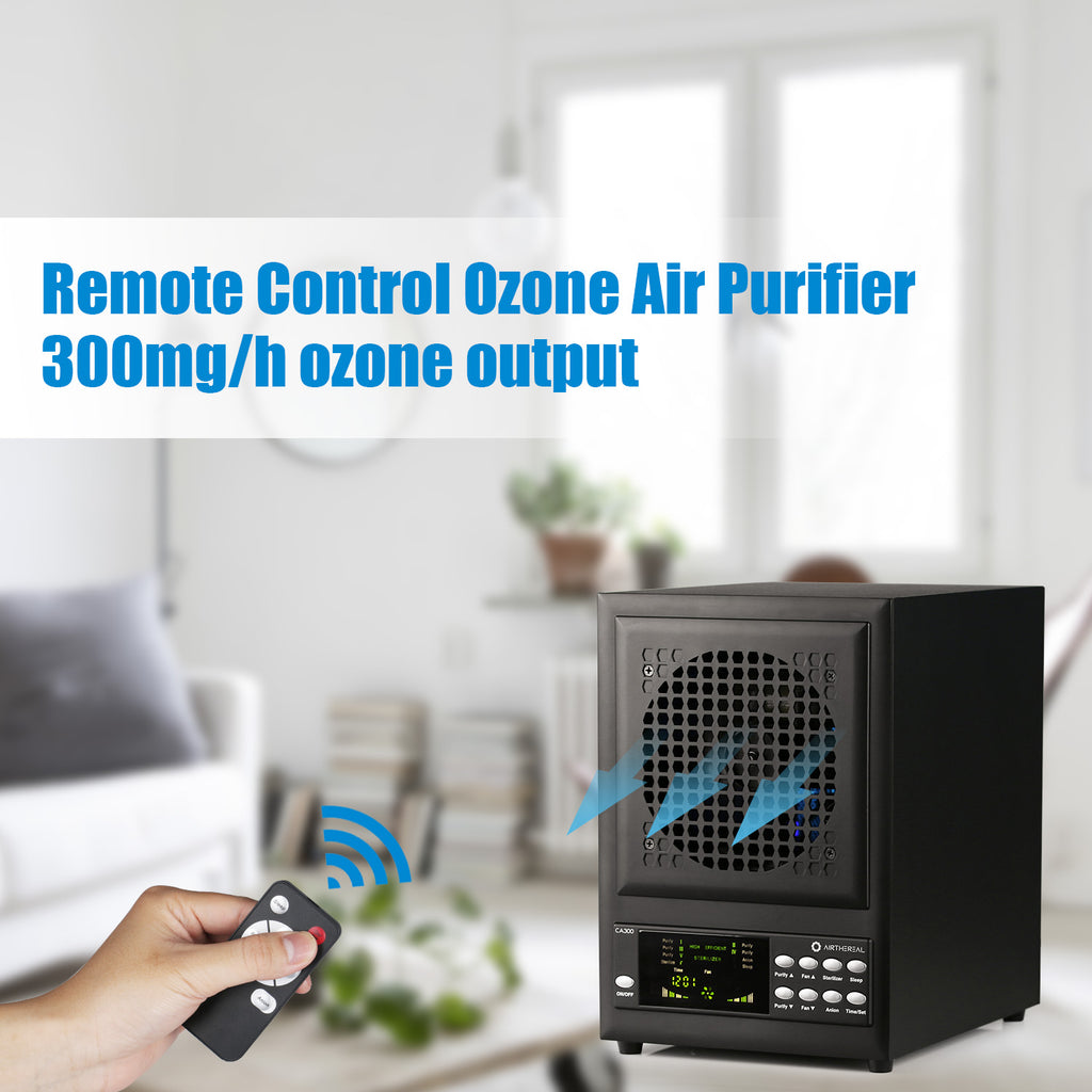Airthereal CA300 Digital Remote Control Ozone Air Purifier