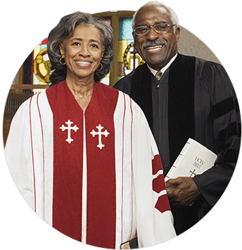 Clergy Robes for Pastors, Cantors, Ministers, Clerics and Evangelists