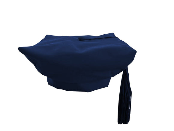 Navy Blue Choir Cap - Churchings