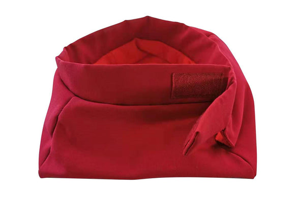 Red Choir Cap - Churchings