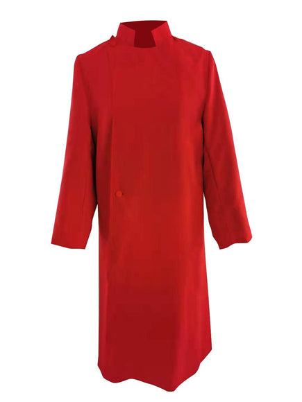 Custom Anglican Choir Cassock - 8 colors available - Churchings