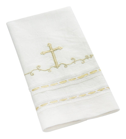 Baptismal Linen Towel - Churchings