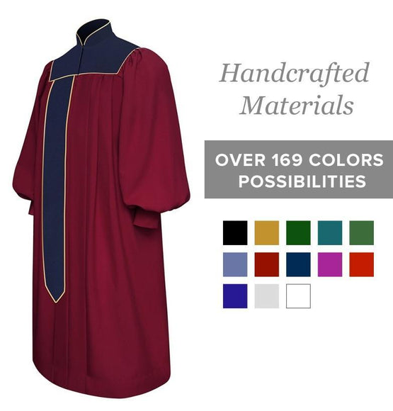 Symphony Choir Robe - Custom Choral Gown - Churchings
