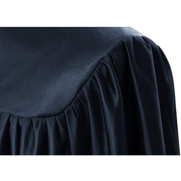Child's Navy Blue Choir Robe - Churchings
