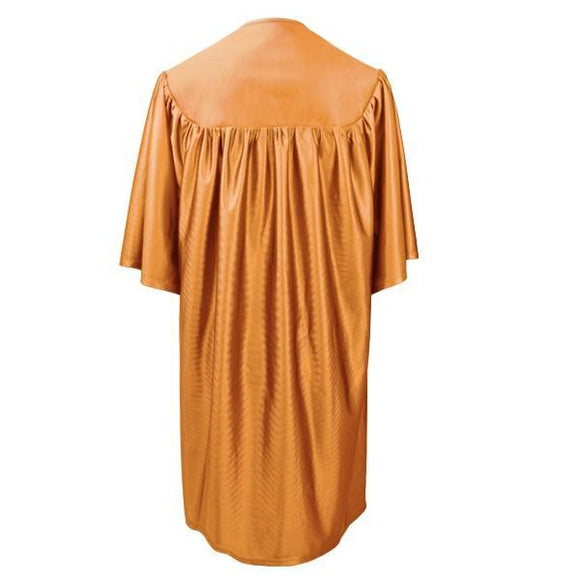 Child's Orange Choir Robe - Churchings