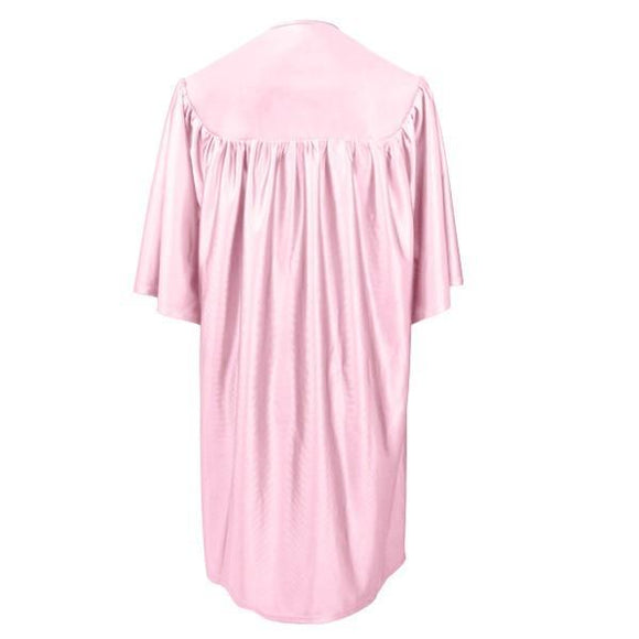 Child's Pink Choir Robe - Churchings