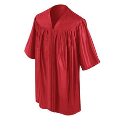 Child's Red Choir Robe - Church Choir Robes - ChoirBuy