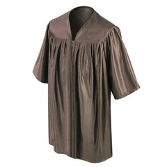 Child's Brown Choir Robe - Churchings