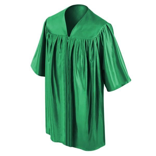 Child's Green Choir Robe - Church Choir Robes - ChoirBuy