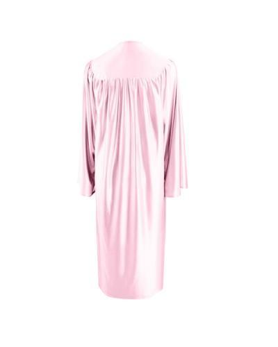 Shiny Pink Choir Robe - Church Choir Robes - ChoirBuy