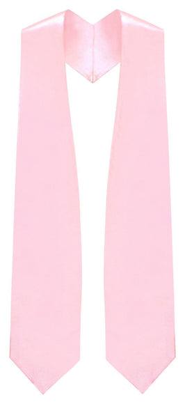 Pink Traditional Choir Stole - Church Choir Robes - ChoirBuy