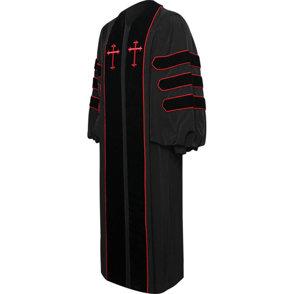 Dr. of Divinity Pulpit Robe - Churchings