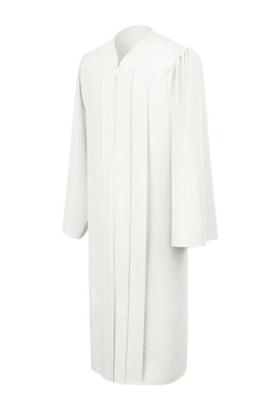White Confirmation Robe