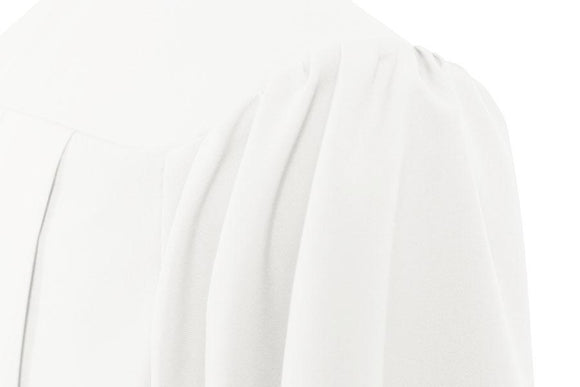 White Confirmation Robe - Churchings