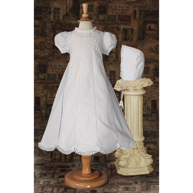 Louisa Cotton Baptism Gown - Churchings