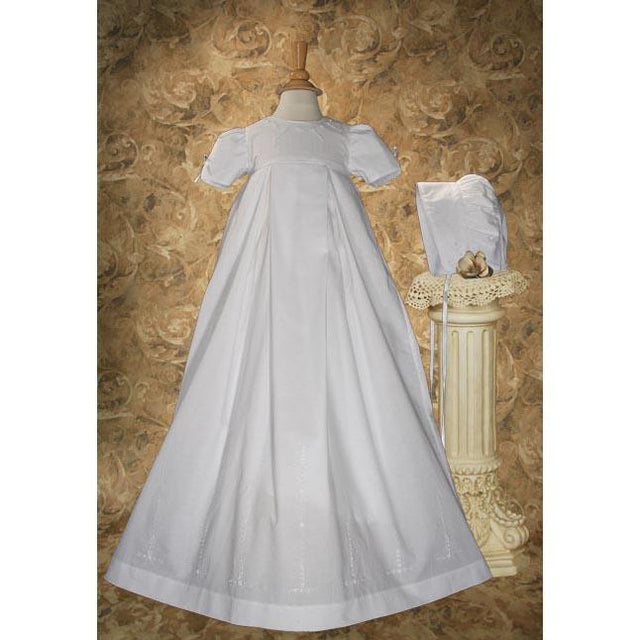 Fabienne Cotton Baptism Gown - Churchings