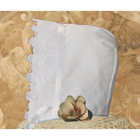 Denise Cotton Baptism Gown - Churchings