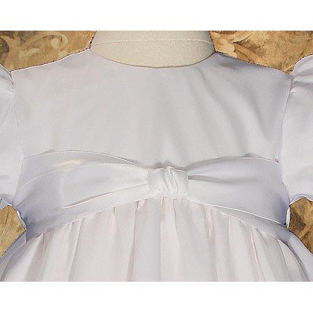 Daisy Organza Baptism Gown - Churchings