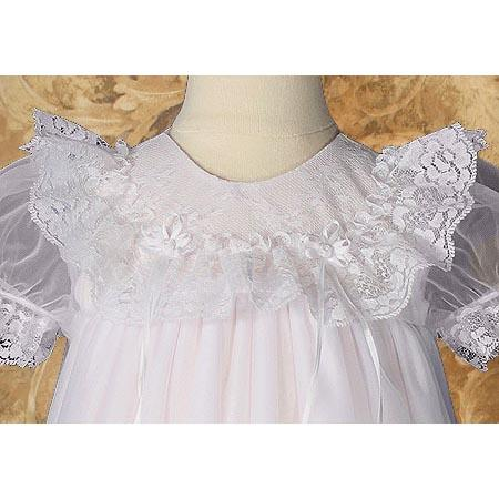 Clara Trico Baptism Gown - Churchings