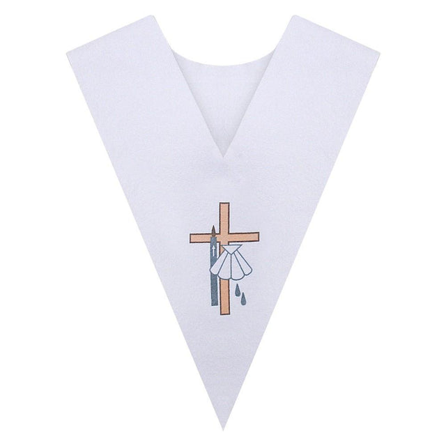 Child's Baptismal Pinafore