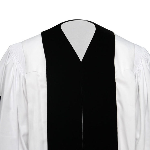 Velvet Geneva Clergy Robe - Clergy, Pastor & Minister Robe - Churchings