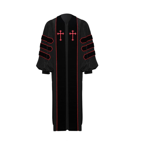 Dr. of Divinity Clergy Robe