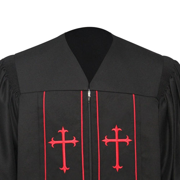 Clerical Clergy Robe - Churchings